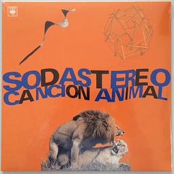 Vinilo Soda Stereo – Canción Animal
