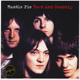 Vinilo Humble Pie – Town And Country