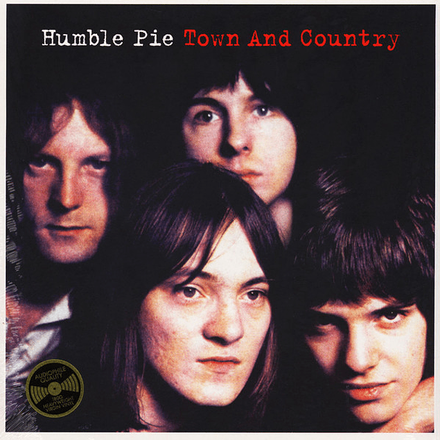 Vinilo Humble Pie ‎– Town And Country