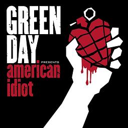 CD Green Day – American Idiot