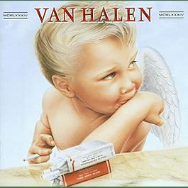 CD Van Halen – 1984