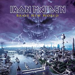 CD Iron Maiden – Brave New World