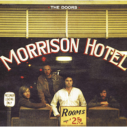 CD The Doors ‎– Morrison Hotel