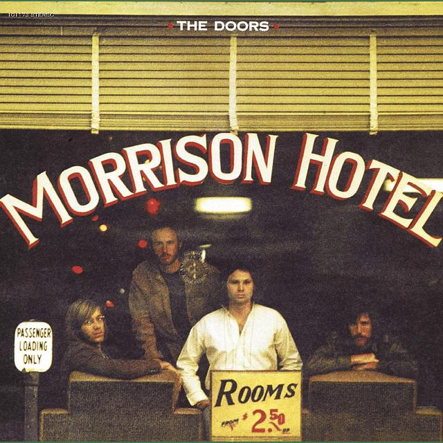 CD The Doors – Morrison Hotel