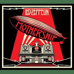 """CD """"2CD"""" Led Zeppelin – Mothership"""