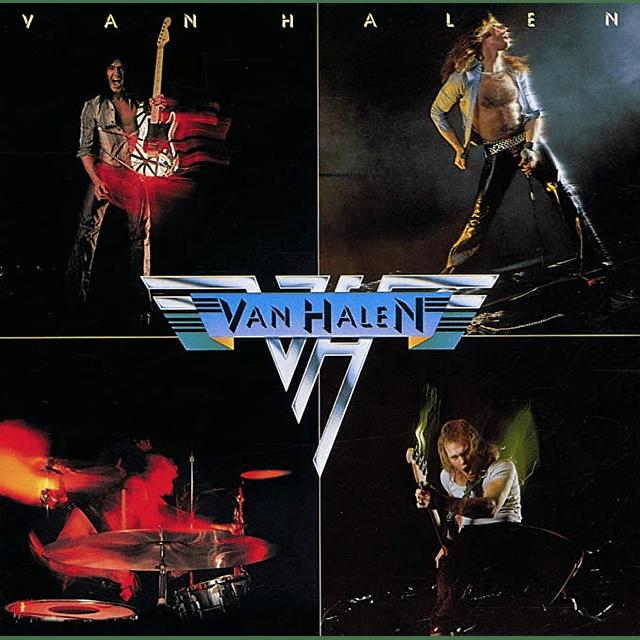 CD Van Halen – Van Halen
