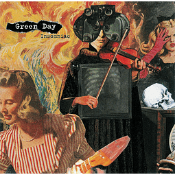 CD Green Day – Insomniac
