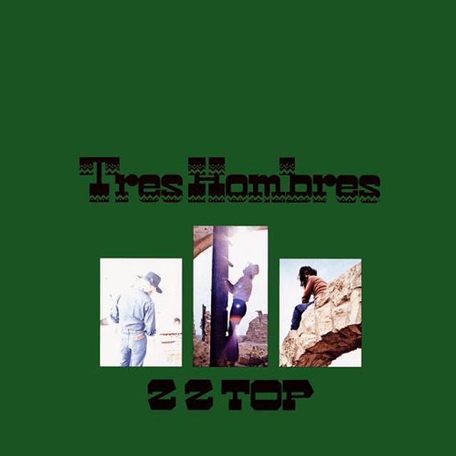 CD ZZ Top – Tres Hombres