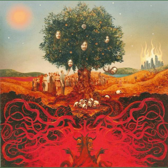 CD Opeth – Heritage