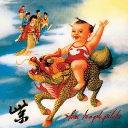 CD Stone Temple Pilots – Purple