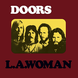 CD The Doors ‎– L.A. Woman