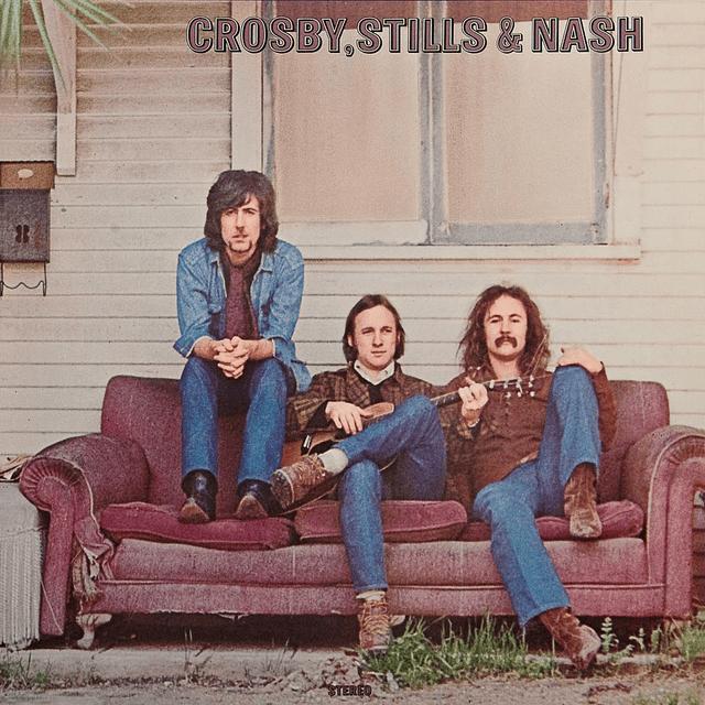 CD Crosby, Stills & Nash – Crosby, Stills & Nash
