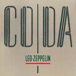 CD Led Zeppelin – Coda