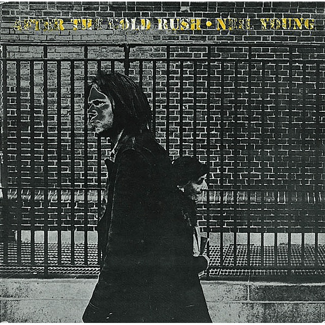 CD Neil Young – After The Gold Rush