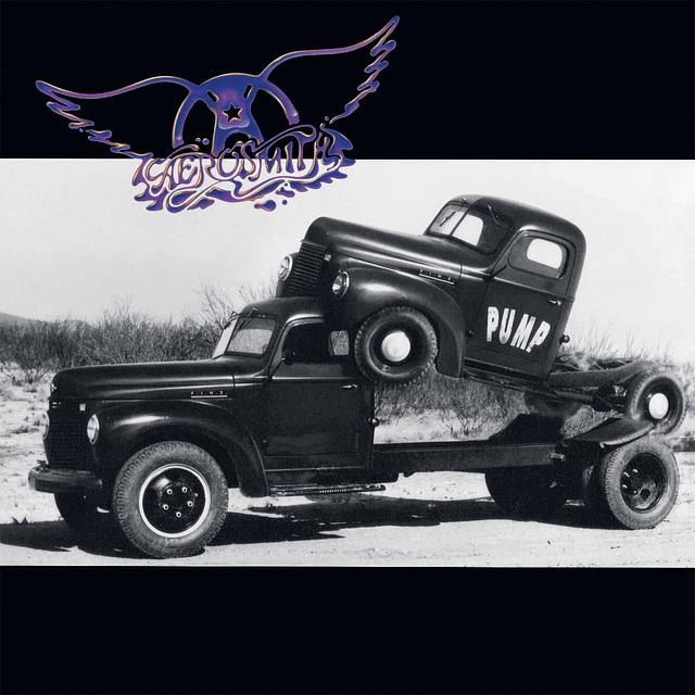 Vinilo Aerosmith – Pump