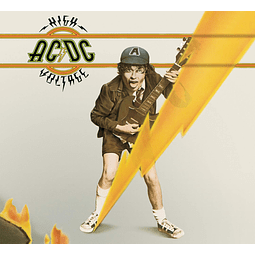 Vinilo AC/DC – High Voltage