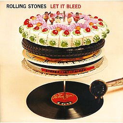 Vinilo The Rolling Stones ‎– Let It Bleed
