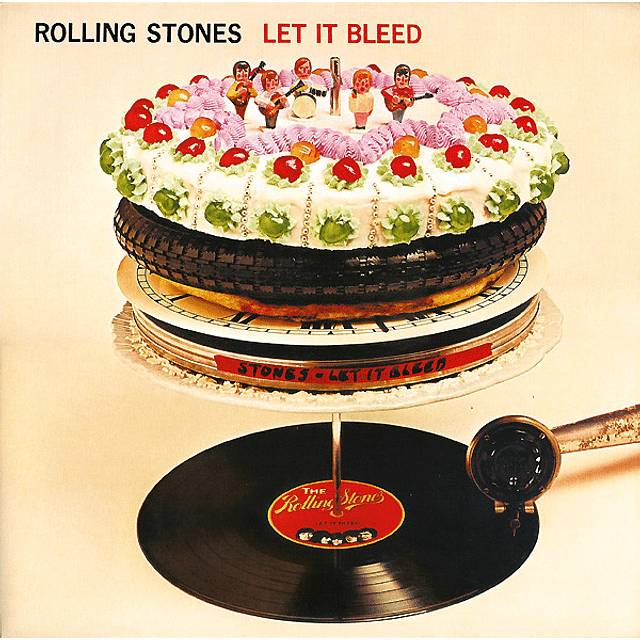 Vinilo The Rolling Stones – Let It Bleed