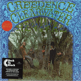 Vinilo Creedence Clearwater Revival ‎– Creedence Clearwater Revival