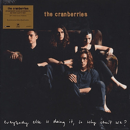 Vinilo The Cranberries ‎– Everybody Else Is Doing It, So Why Can't We?