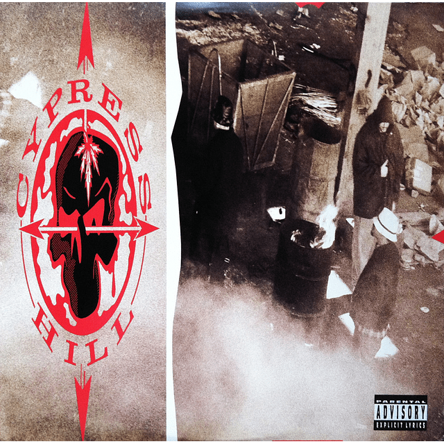 Vinilo Cypress Hill – Cypress Hill