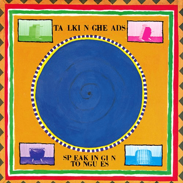 Vinilo Talking Heads – Speaking In Tongues