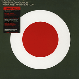 "Vinilo ""2LP"" Thievery Corporation – The Richest Man In Babylon"