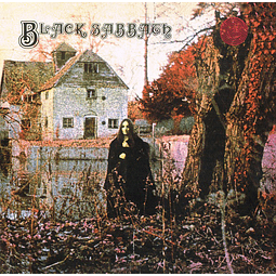 Vinilo Black Sabbath – Black Sabbath
