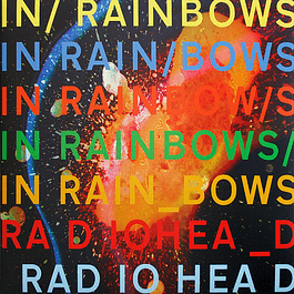 vinilo Radiohead – In Rainbows