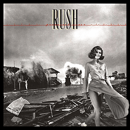 Vinilo Rush – Permanent Waves