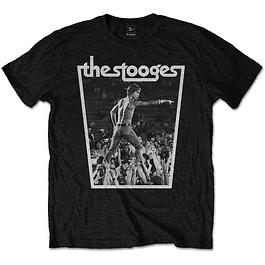 Polera Oficial Unisex The Stooges Crowdwalk