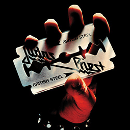 CD Judas Priest - British Steel