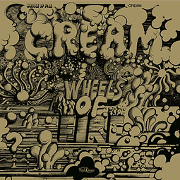 "Vinilo ""2LP"" Cream – Wheels Of Fire"