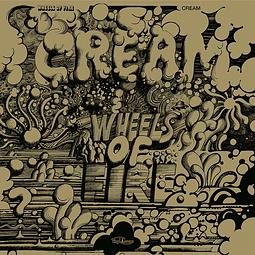 """Vinilo """"2LP"""" Cream – Wheels Of Fire"""