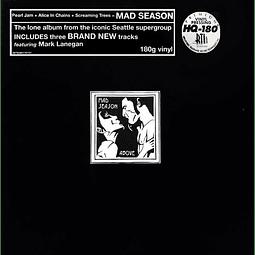 "Vinilo ""2LP"" Mad Season – Above"