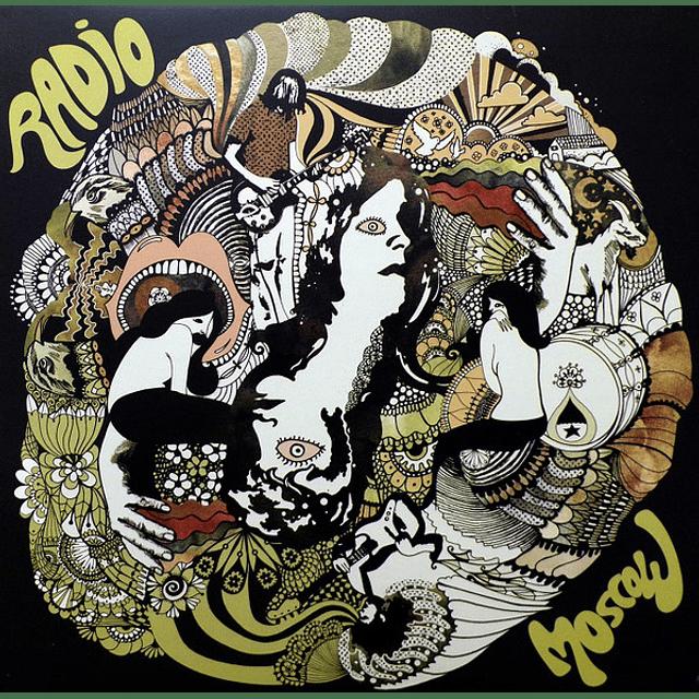Vinilo Radio Moscow – Radio Moscow