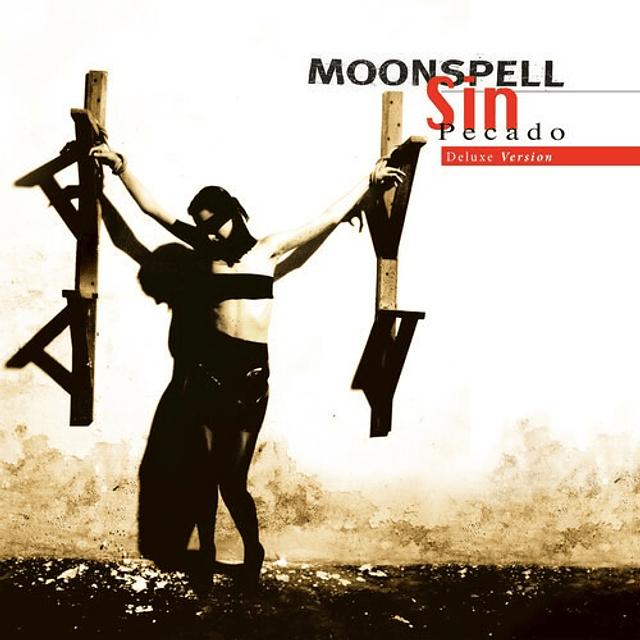 """Vinilo Moonspell – Sin / Pecado + 7"""" Singles"""