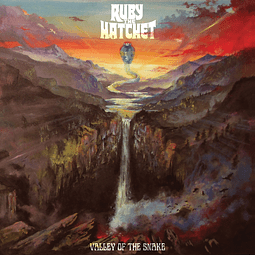 Vinilo Ruby The Hatchet – Valley Of The Snake