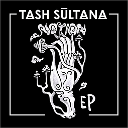 "Vinilo Tash Sultana – Notion EP ""Ed Limitada Green"""