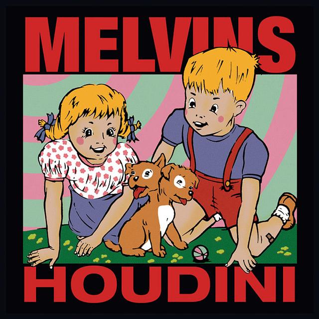 Vinilo Melvins – Houdini
