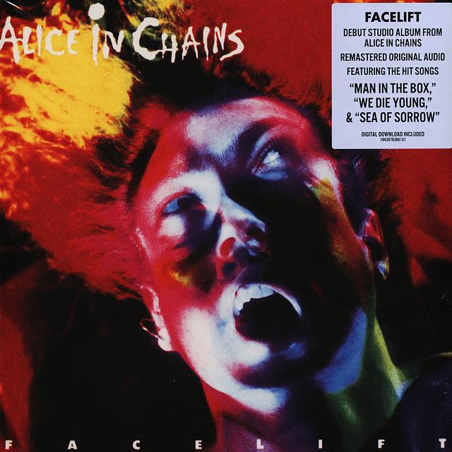 "Vinilo ""2LP"" Alice In Chains – Facelift"