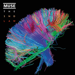 CD + DVD Muse – The 2nd Law