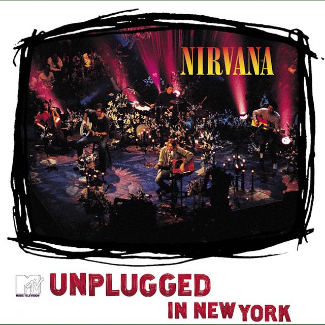 CD Nirvana – MTV Unplugged In New York