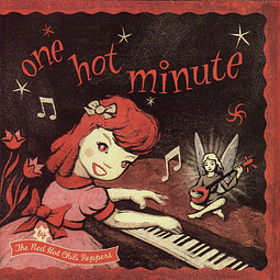 CD Red Hot Chili Peppers – One Hot Minute