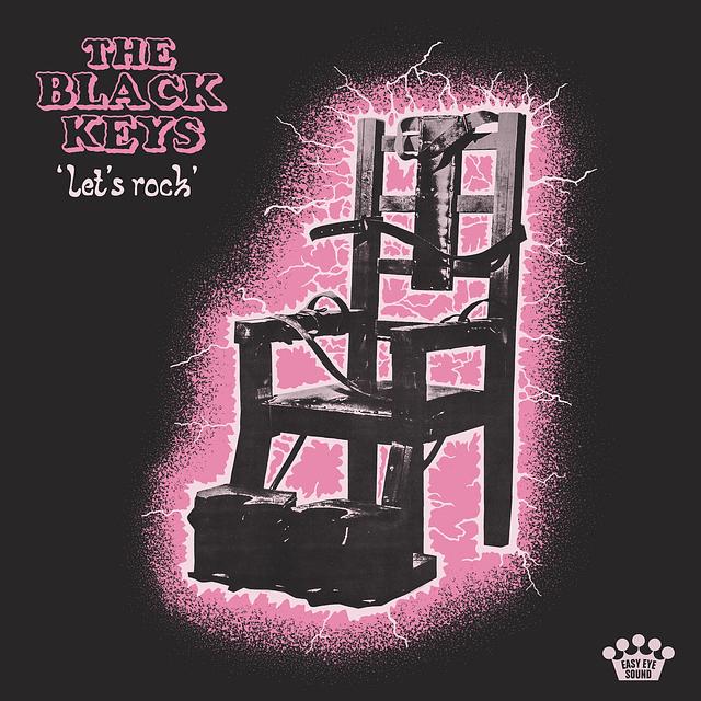 CD The Black Keys – Let's Rock