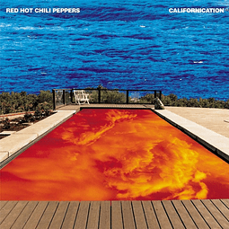 CD Red Hot Chili Peppers – Californication