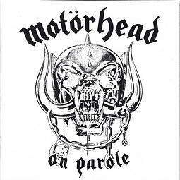 CD Motörhead – On Parole