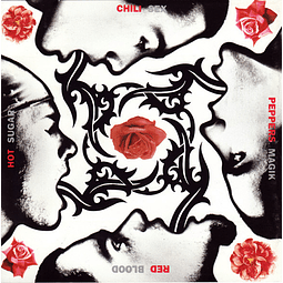 CD Red Hot Chili Peppers – Blood Sugar Sex Magik