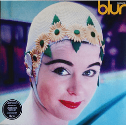Vinilo Blur – Leisure