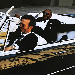 Vinilo B.B. King & Eric Clapton – Riding With The King